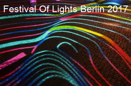 Festival Of Lights Berlin 2017